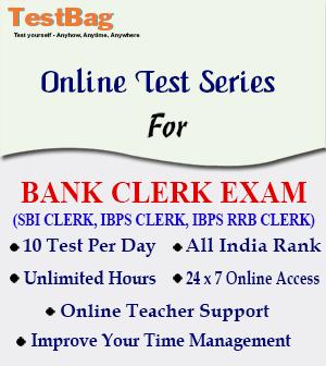 BANK CLERK