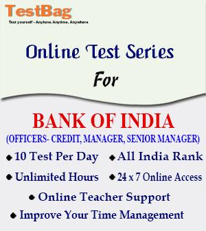 BANK OF INDIA IT EXAM