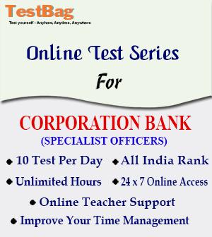 CORPORATION BANK SO