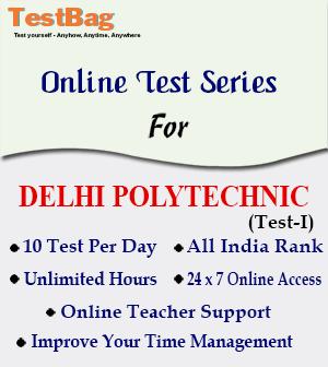 DELHI POLYTECHNIC CET