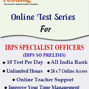 IBPS CWE SPECIALIST OFFICERS