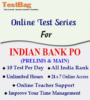 INDIAN BANK PO