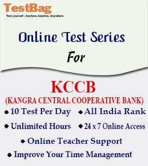 KANGRA CENTRAL COOPERATIVE BANK