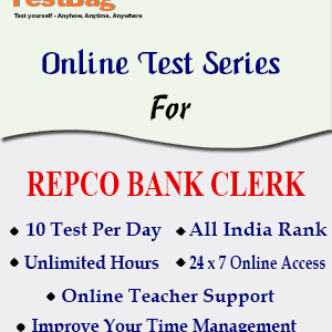 REPCO BANK CLERK