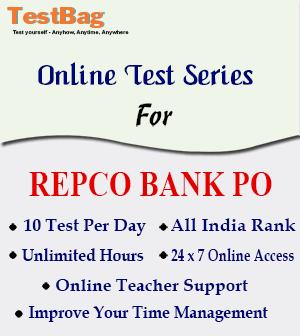 REPCO BANK PO