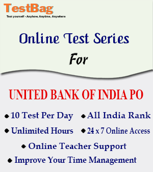 UNITED BANK OF INDIA PO
