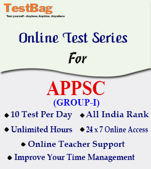 APPSC GROUP 1