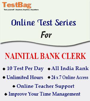 NAINITAL BANK CLERK