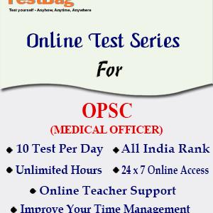 OPSC MEDICAL OFFICER