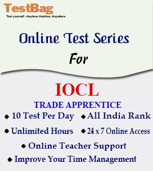 IOCL Trade Apprentice